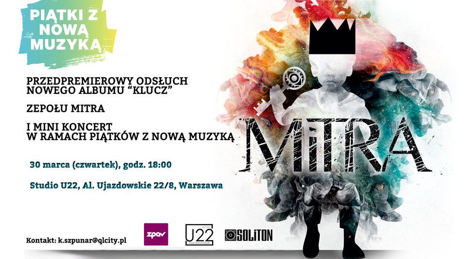 Piątki z Nową Muzyką - zaproszenie na koncert zespołu MITRA.jpg