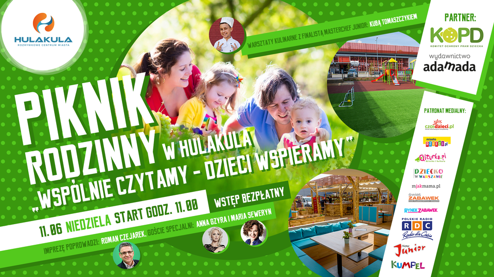 """Rodzinny Piknik w Hulakula """"Wspólnie czytamy – dzieci wspieramy"""".png"""