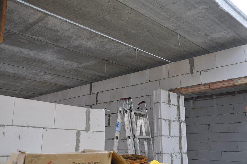 Dolna powierzchnia stropu SMART