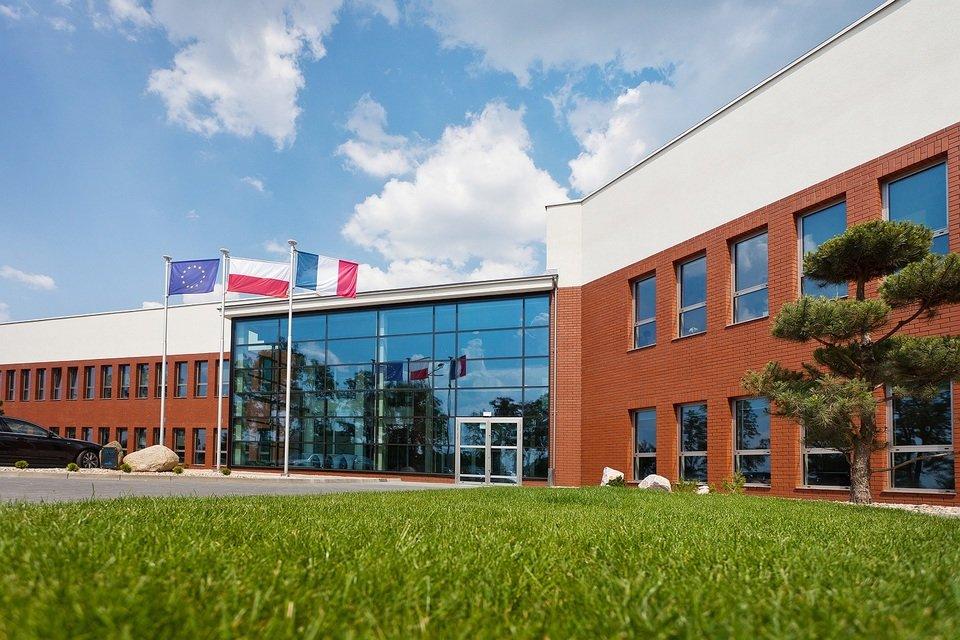 Nowa siedziba firmy MK Żary