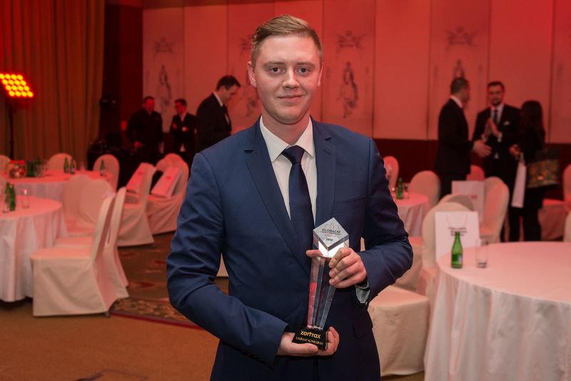 Marcin Niedzielski, PR menedżer Zortrax SA