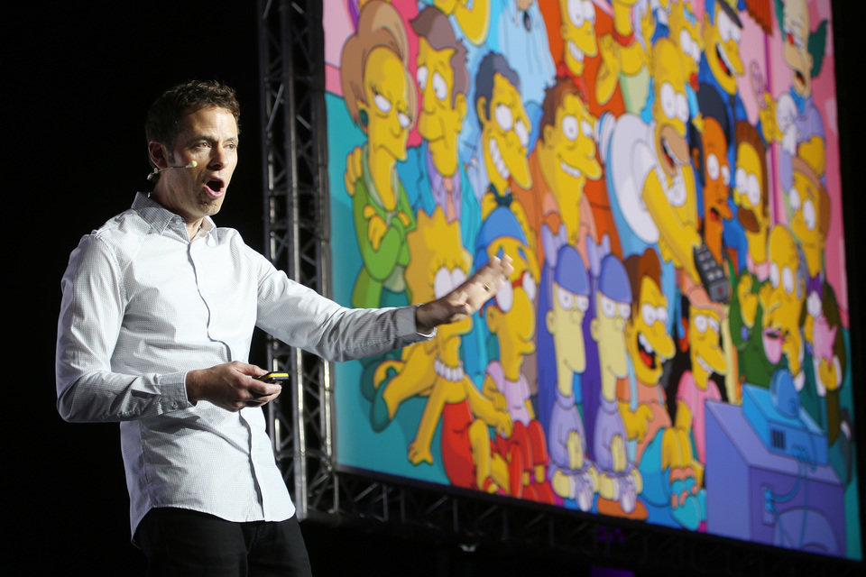 Matthew Luhn, Original Storyteller Pixar