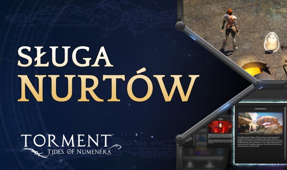 """DLC """"Sługa Nurtów"""" dostępny jest na wszystkich platformach i dodatkowo poprawia wydajność konsolowych wersji gry."""