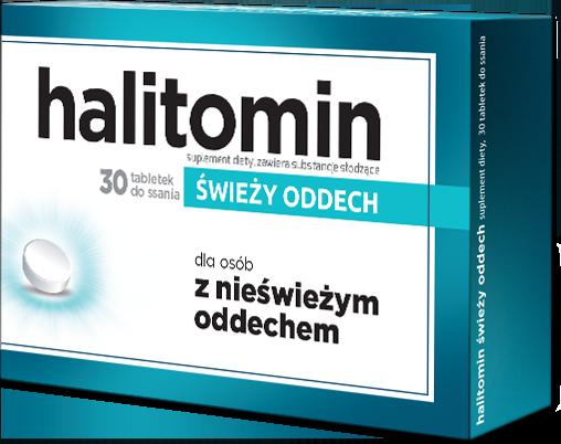 Halitomin<br>