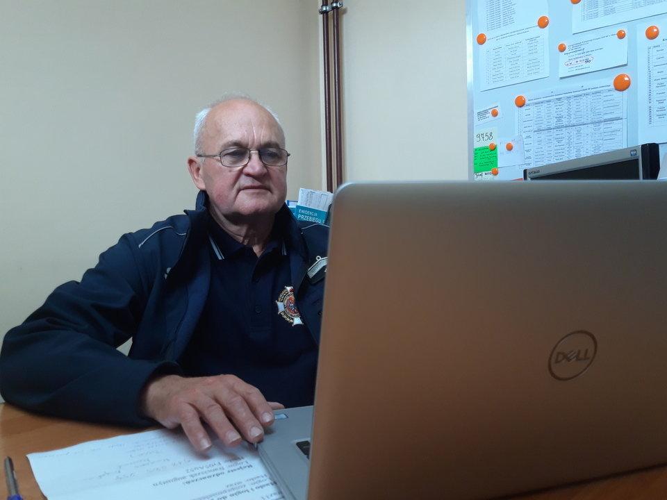 - Pod naszym zarządem działa 99 jednostek Ochotniczych Straży Pożarnych, które skupiają 4500 członków – mówi Franciszek Augustyn, prezes ZOP ZOSP RP w Mielcu.