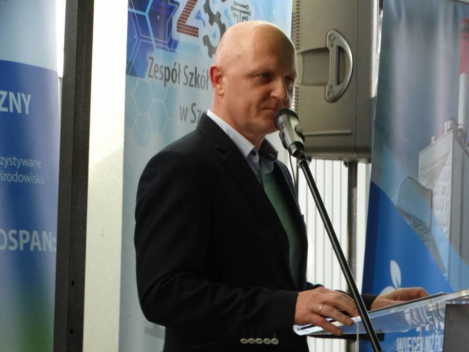 Jacek Domaracki, Członek Zarządu Silva. <br>fot. Szczecinek.com