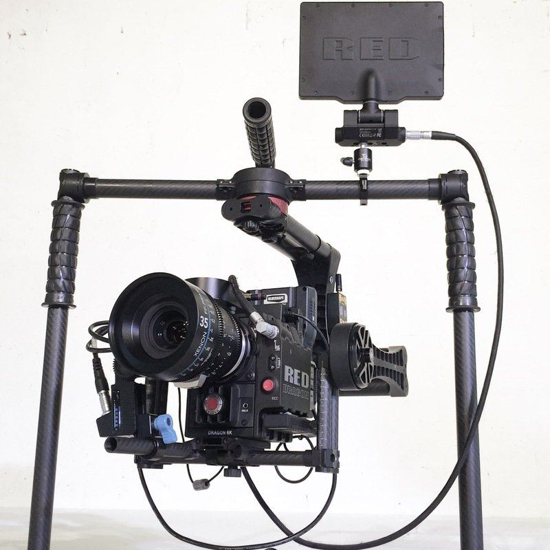 The Beast Gimbal and RED camera.JPG