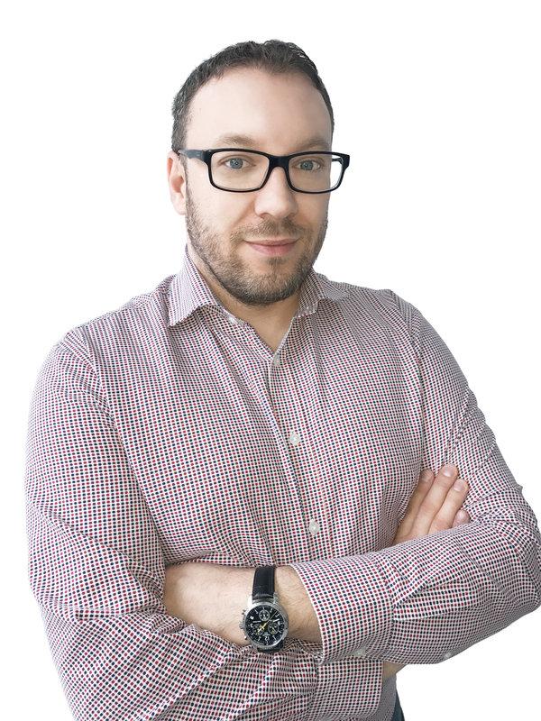 Michał Grams - prezes
