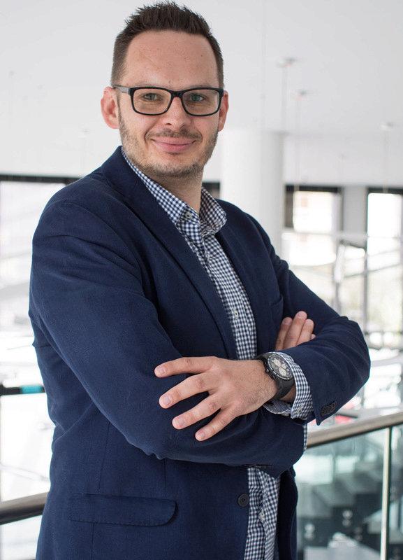 Paweł Mazurek<br>