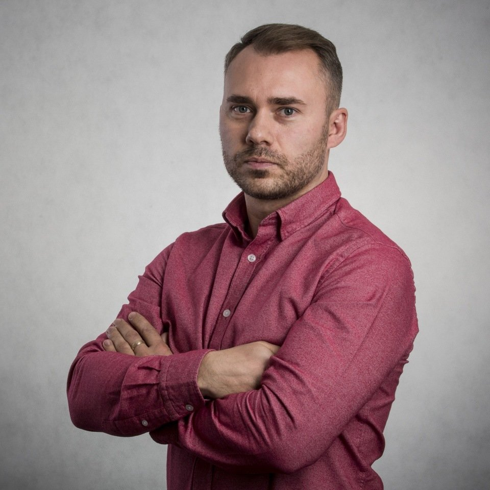 Marcin Szelag - Partner w Innovation Nest