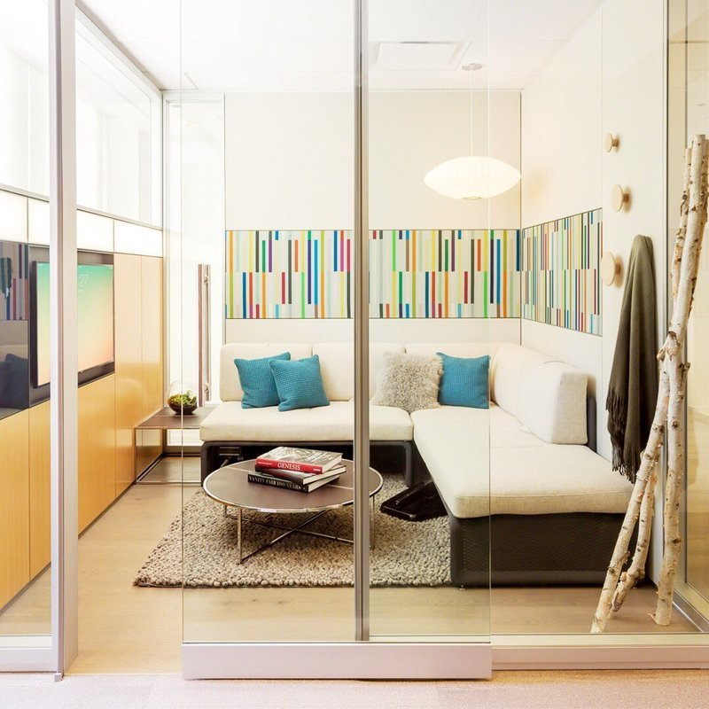An area for individual focus by Steelcase