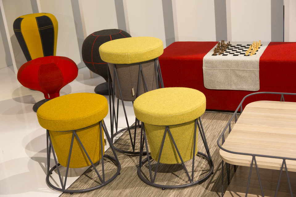 The Carnival furniture by Ersa