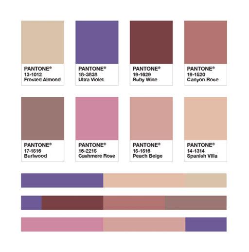 Quietude palette