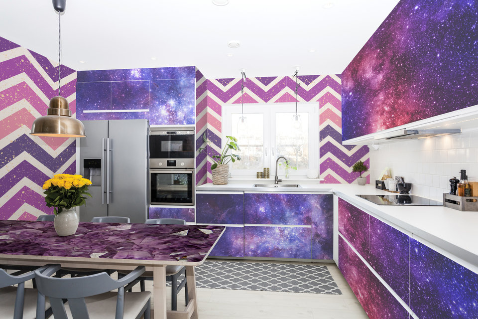 Cosmic kitchen