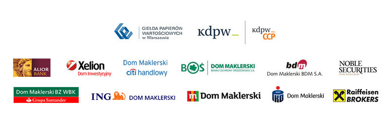 Contest partners were the biggest polish banks, brokerage houses and financial institutions.