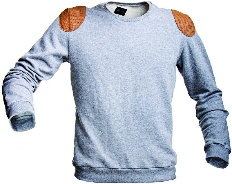 Sweatshirt mit Lederapplikationen_STARBEIT_ueber_dawanda.com.jpg
