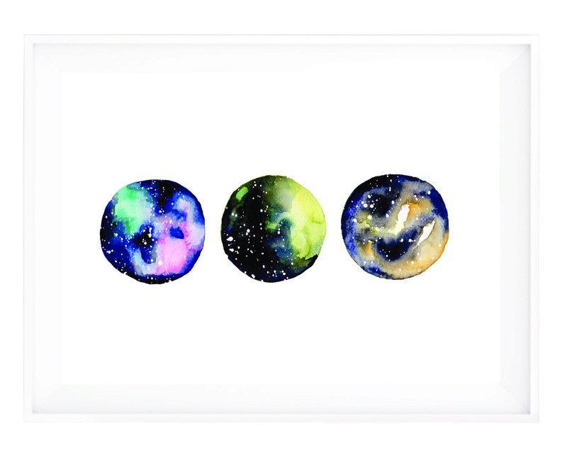 01_Aquarelldruck_Galaktische_Monde_Maedchenkunst_ueber_dawanda_com.jpg