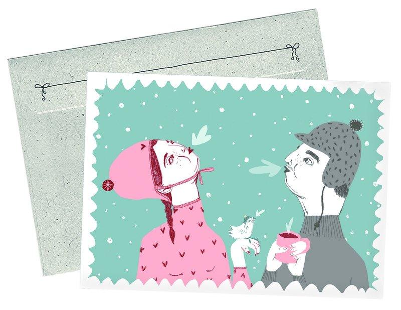 18_Weihnachtskarte_mit_Recycling-Umschlag_stiften-gehen_ueber_dawanda_com.jpg