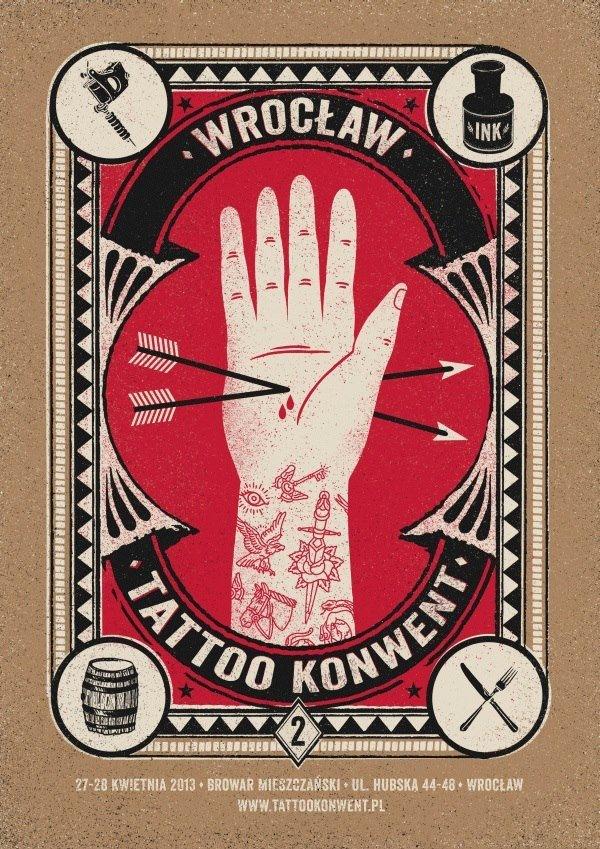 Wrocław Tattoo Konwent 2013, Dawid Ryski