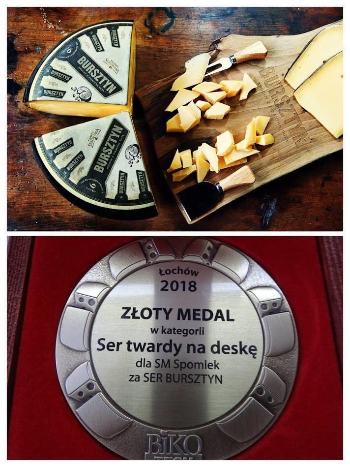 Złoty medal dla Bursztyna.jpg