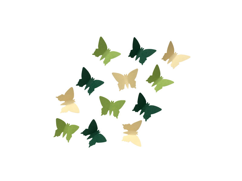 Paper green Butterflies  by EmbossingBird on DaWanda.com__1.20£.jpg