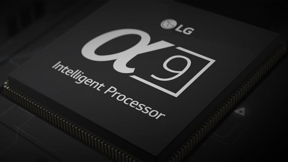 Inteligentny procesor α (Alpha) 9