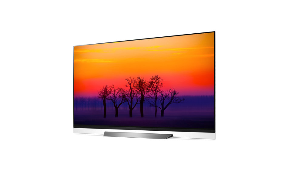LG OLED E8 TV ThinQ AI