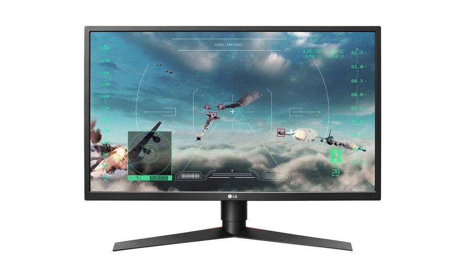 240Hz Profesjonalny Monitor Gamingowy - LG GK750F