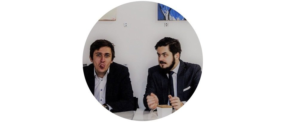 Marcin Kuchno i Robert Tarnowski, PR bez krawatów