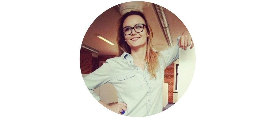 Magda Urbaniak, Global Communications Manager Brand24