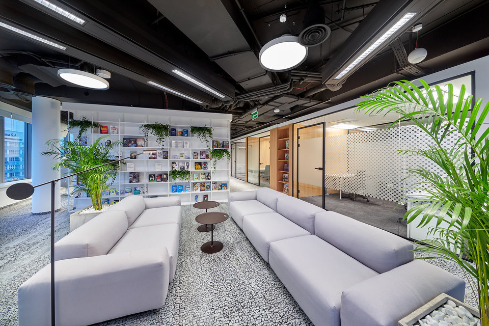 BOBO Coworking, Wola,<br>Crown Point, ul. Prosta 70