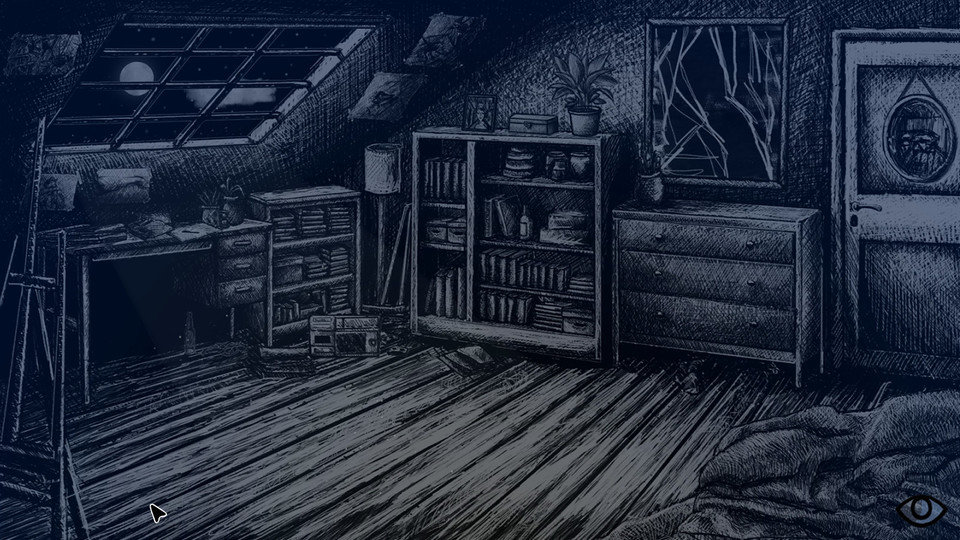 The room/ workshop