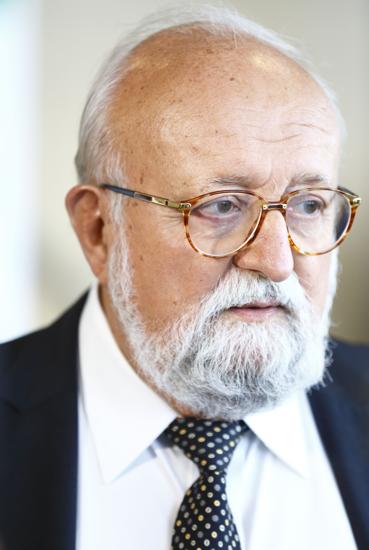Krzysztof Penderecki, fot. Bruno Fidrych