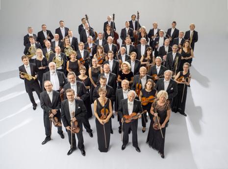 Orkiestra Sinfonia Varsovia, fot. Mirosław Pietruszyński