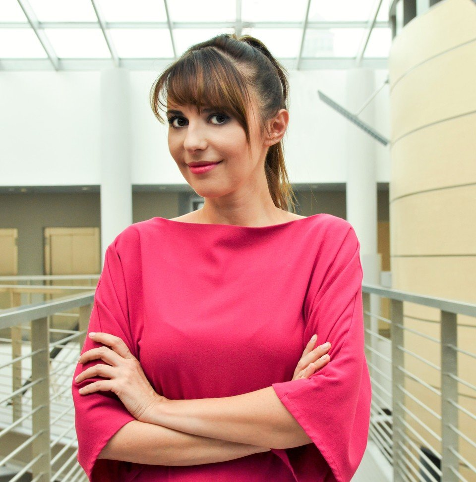 dr Julita Czernecka (fot. UŁ)