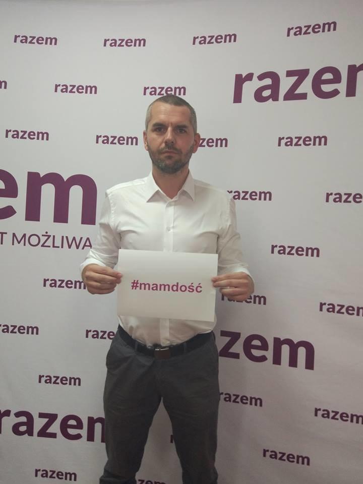 Maciej Konieczny, kandydat do Sejmiku Woj. Śląskiego (Gliwice)