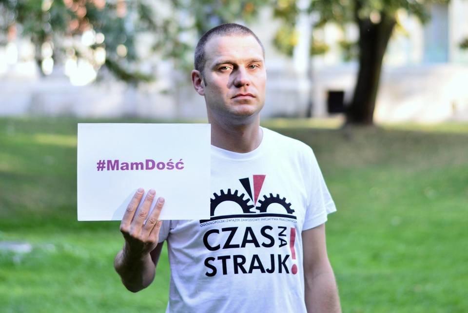 Grzegorz Janoszka, kandydat do Sejmiku Woj. Podlaskiego (Białystok)