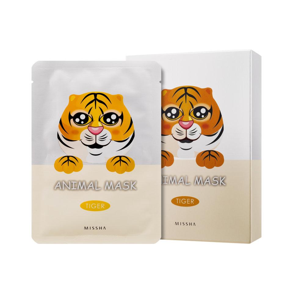 MISSHA Animal Mask_Tiger_03.jpg