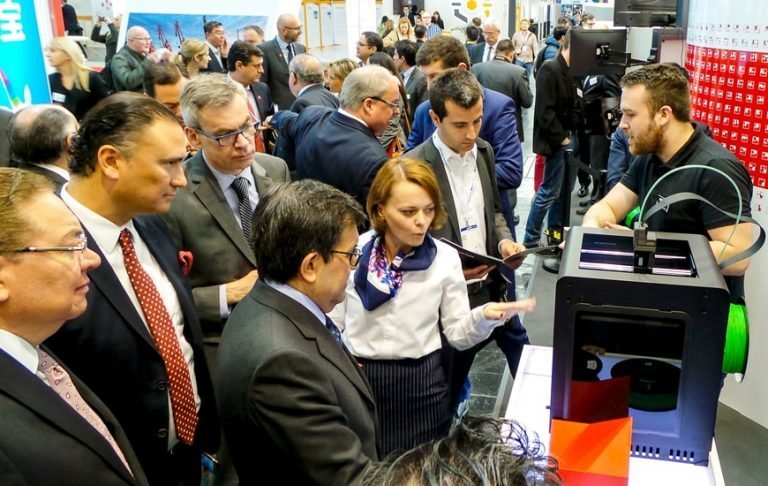 Zortrax Representing Polish Industry at Hannover Messe.jpg