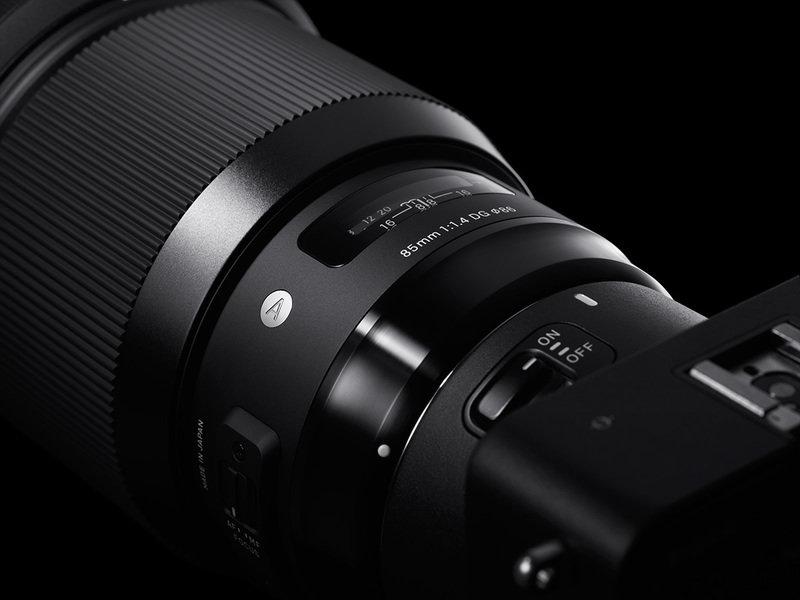 Sigma 85 mm f/1.4 DG HSM ART