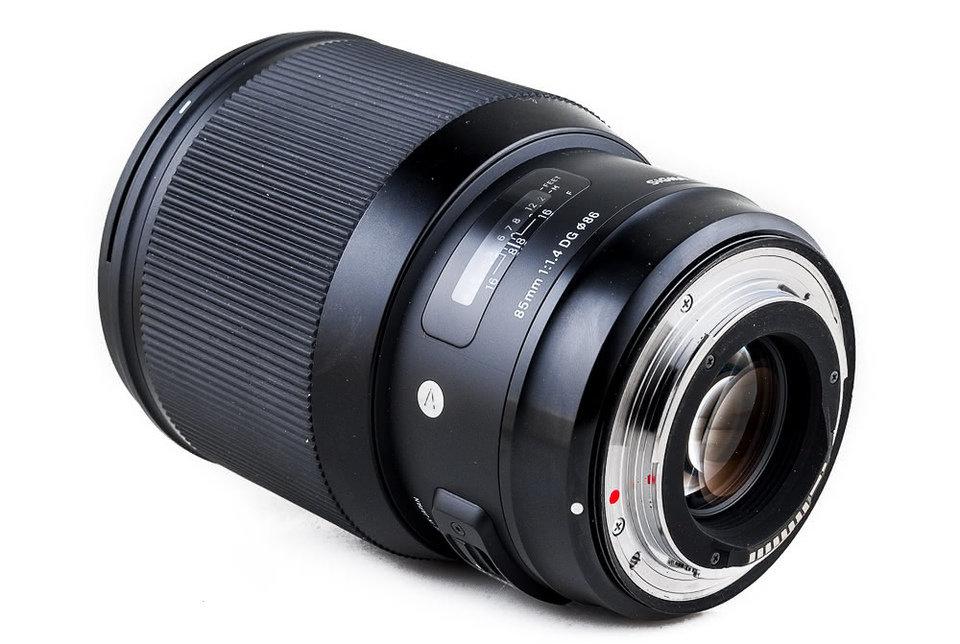 Sigma 85 mm f1.4 DG HSM ART.JPG