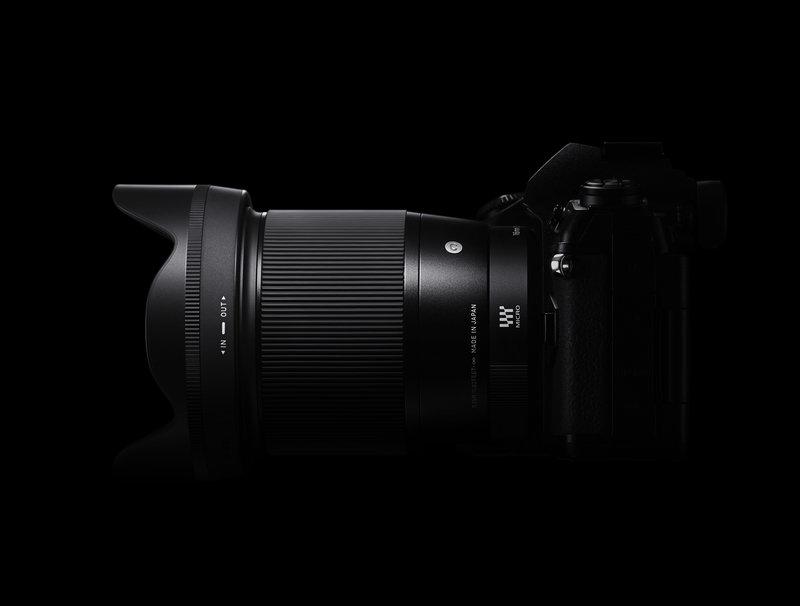 Poznaj nowość - SIGMA 16mm F1.4 DC DN | Contemporary