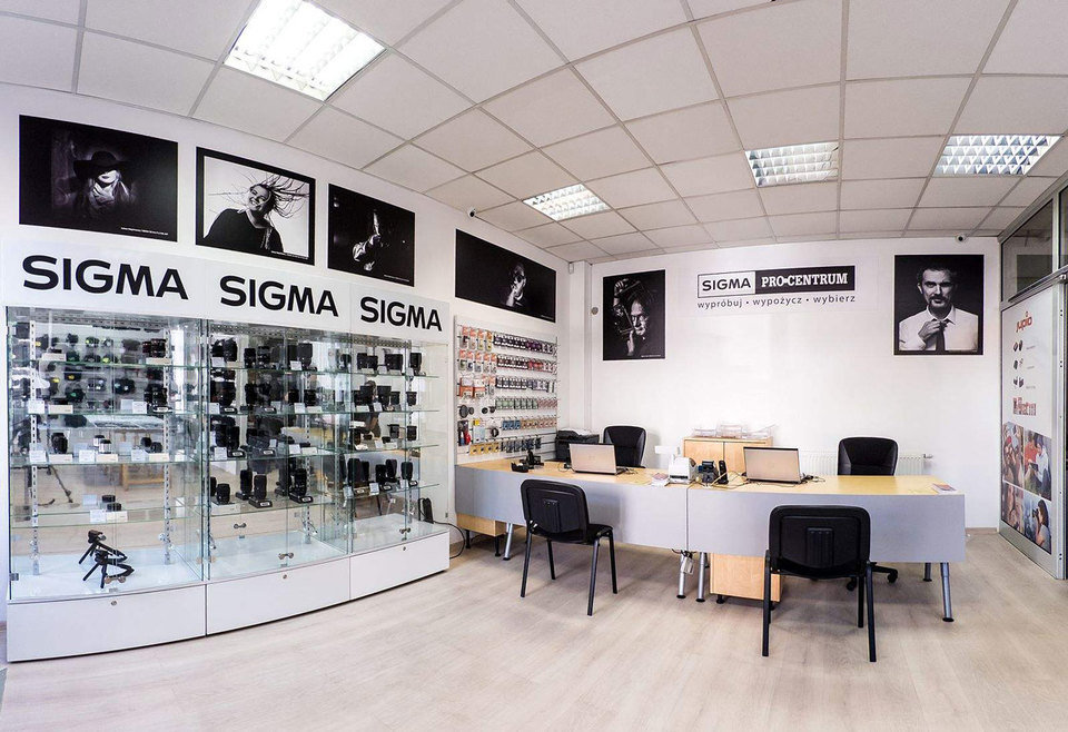 Salon SIGMA ProCentrum Łódź