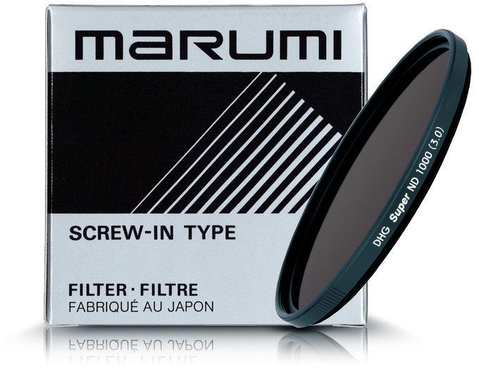 Marumi DHG Super ND 1000 (3.0)