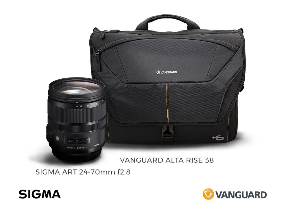 SIGMA A 24-70mm F2.8 DG OS HSM