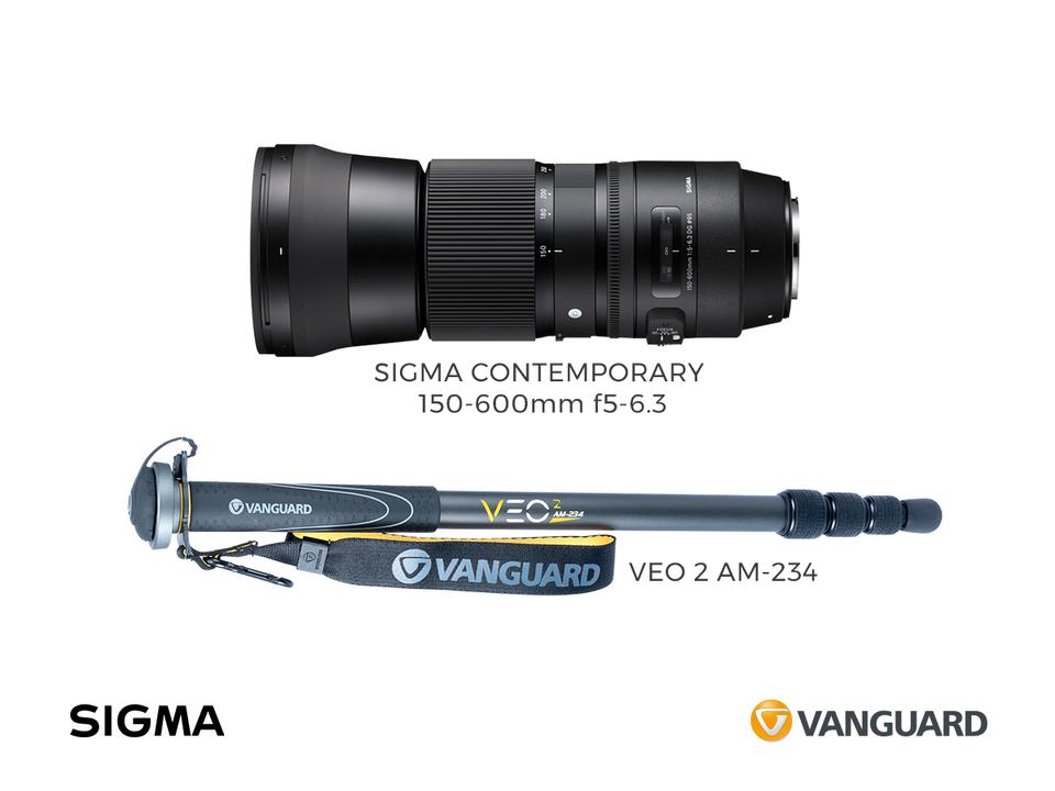 SIGMA C 150-600 mm F5-6.3 DG OS HSM