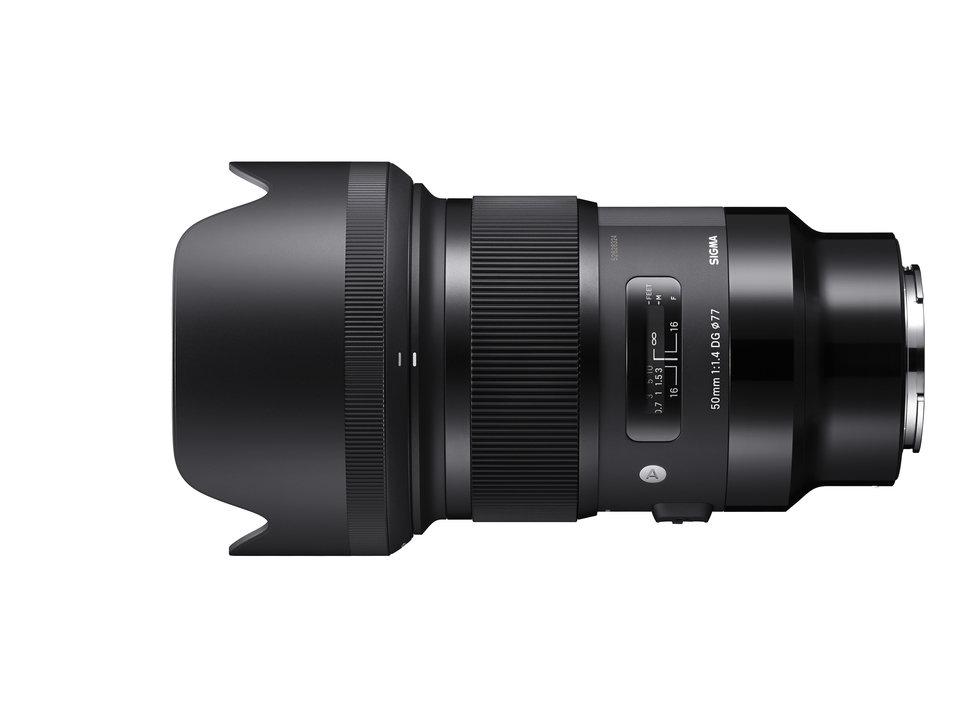 SIGMA 50mm f/1.4 DG HSM Sony E