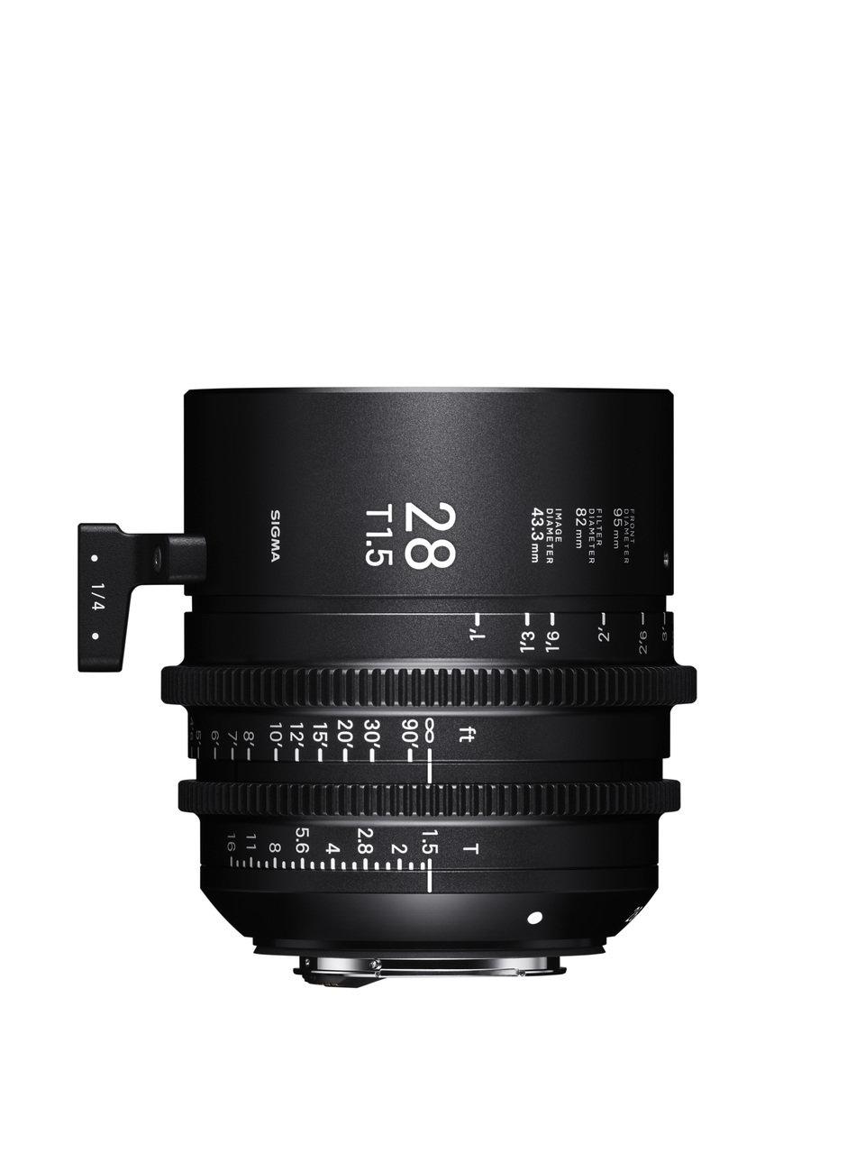SIGMA 28mm T1.5 FF