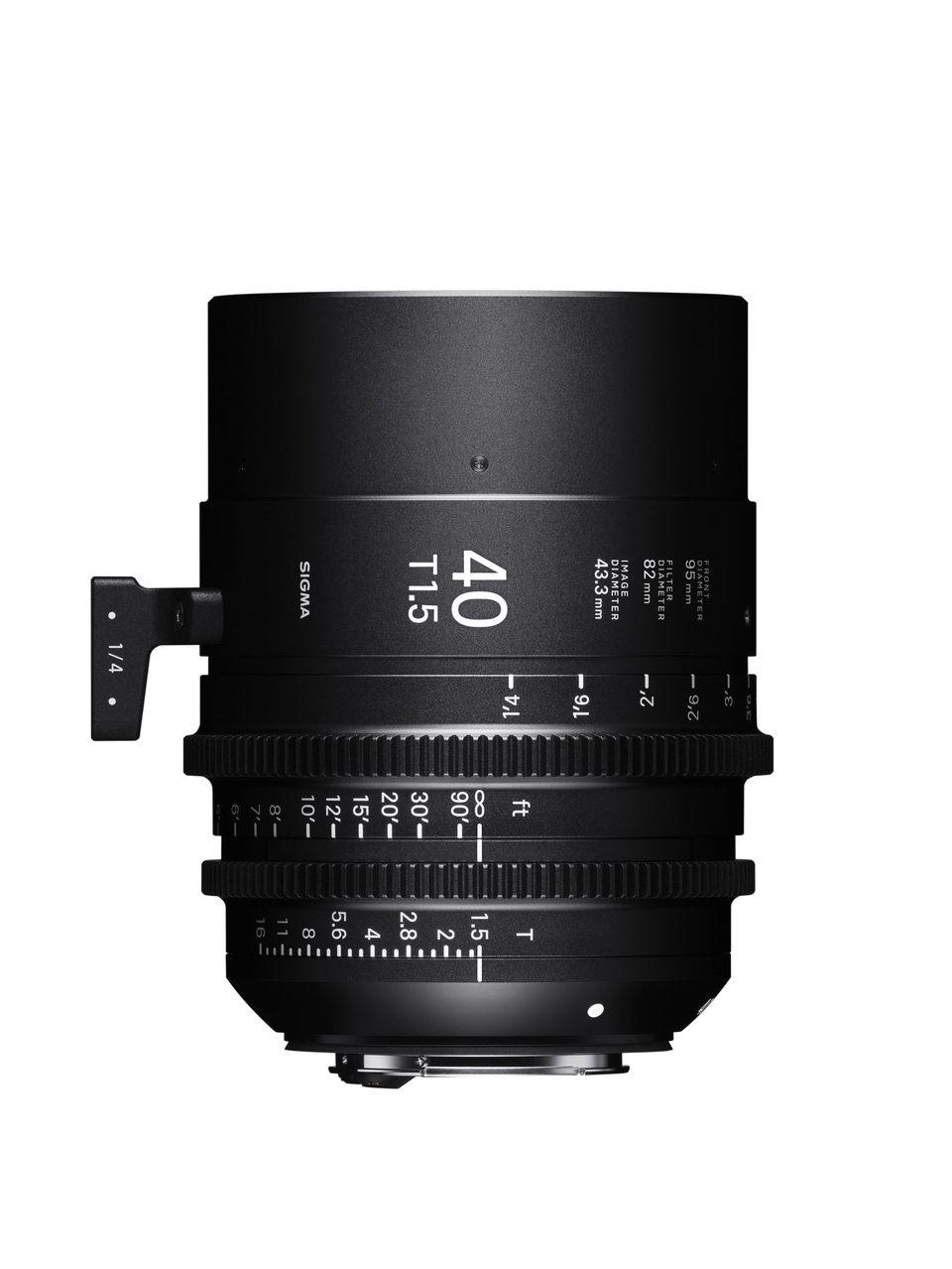 40mm T1.5 FF