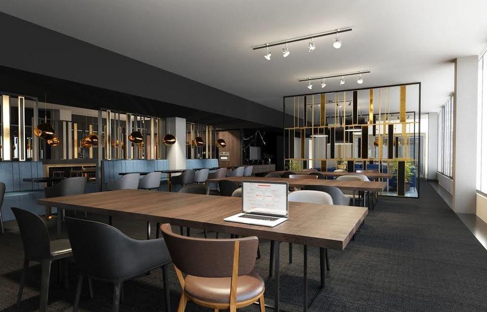 Przestrzeń coworkingowa w Business Link Astoria